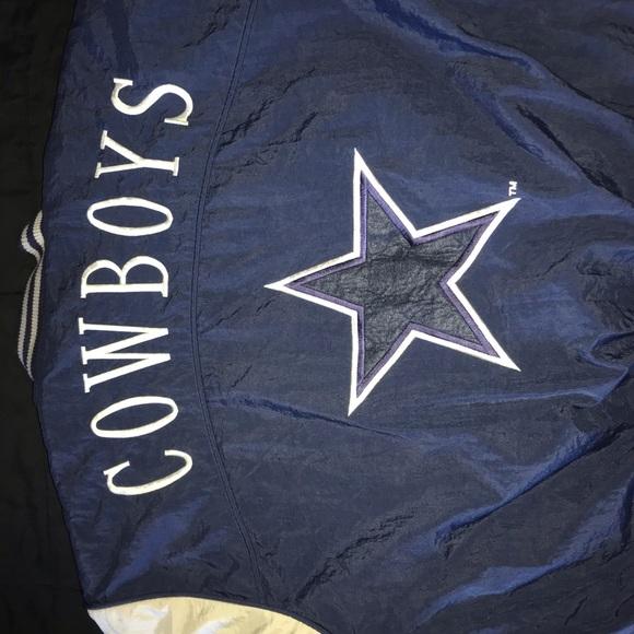 the best attitude aacd5 2b2ed Authentic Classic Dallas Cowboys Varsity Jacket
